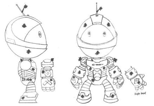 C-Bot Prototype