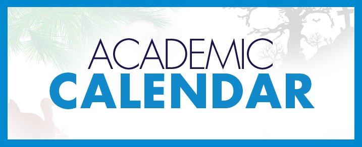 CBT Academic Calendar
