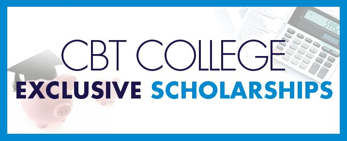 CBT Exclusive Scholarships