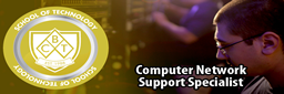 Computer Network Support Specialist program