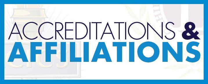 cbt accreditations & affiliations