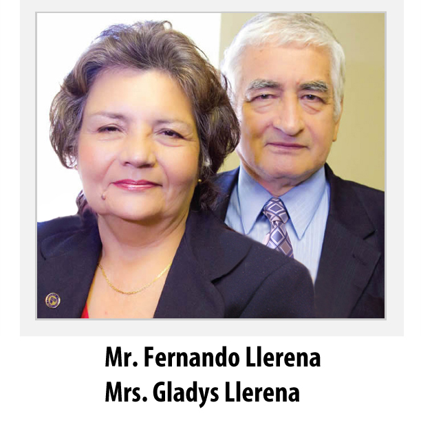 founded in 1988 by Fernando Llerena and Gladys Llerena.