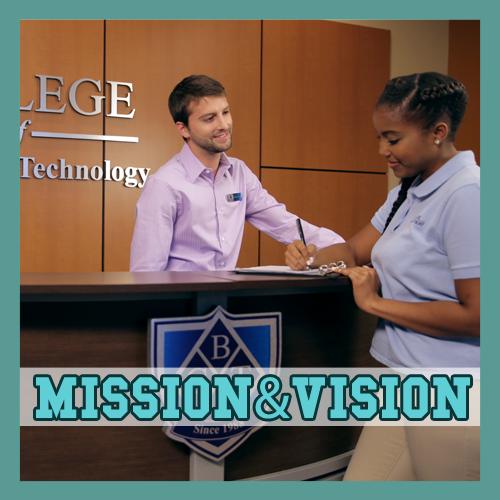 CBT's mission & vision