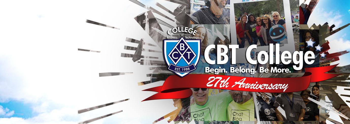 CBT Anniversay