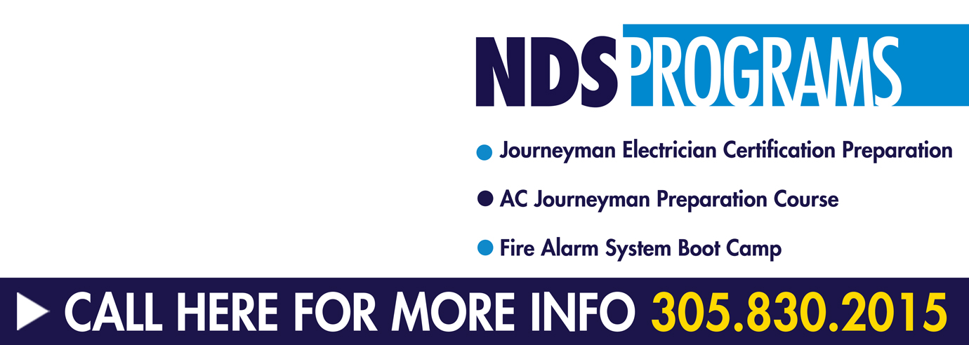 NDS Programs 2016