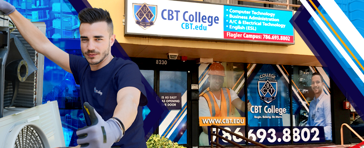 Flagler Campus | CBT College | Tech-focused Career College in Florida
